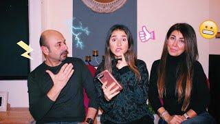 ANNEME VE BABAMA 2017'NİN ERGEN TERİMLERİNİ SORDUM ONLAR CEVAPLADI   İrem Çalhan