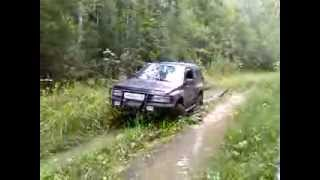 Opel Frontera Sport 2.0 лето 2013 эпизод -5
