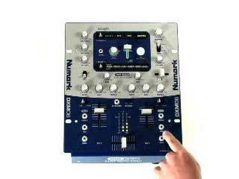 Numark dxm06 dj mixer - GetInTheMix,Bestofclip net