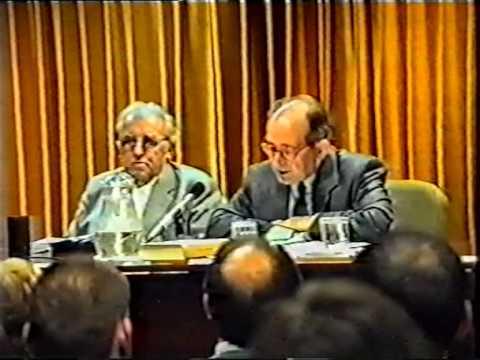 Gustavo Bueno y Manuel Fraijó: Filosofía de la Religión y Teología 1