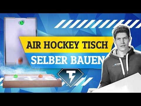 Air Hockey Tisch selber bauen | Conrad TechnikHelden
