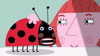 Ben and Holly's Little Kingdom Full Episode 🌟Gaston Goes to The Vet  | 4K | Cartoons for Kids