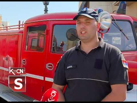 Dobrovoljna vatrogasna društva u Srbiji