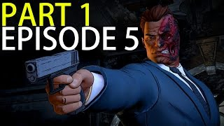 THIS WILL BE REALLY COOL OR REALLY STUPID! - Batman Episode 5 - The Telltale Series Part 1