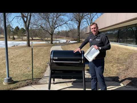 Weber Tips & Tricks for Low & Slow with the SmokeFire