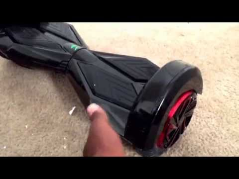 "UWheel ""Bluetooth"" -10″inch Self Balancing,2 wheel,' Hoverboard"" review"