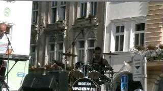 Video Trutnovské hudební léto - den ve městě