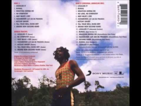 Peter Tosh - Legalize It - 1976 -  [Legacy Edition] 2CDS (completo)