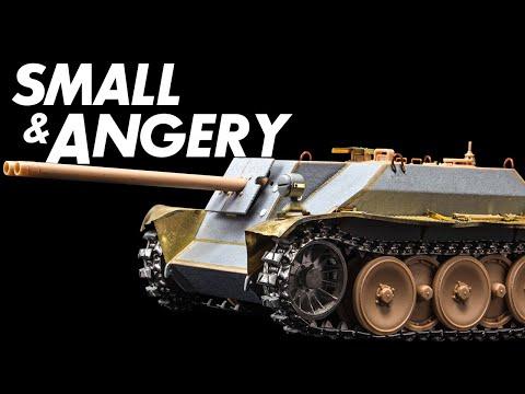 It's a Baby StuG!  Building The Panzerkleinzerstorer Rutscher | Das Werk 1/35