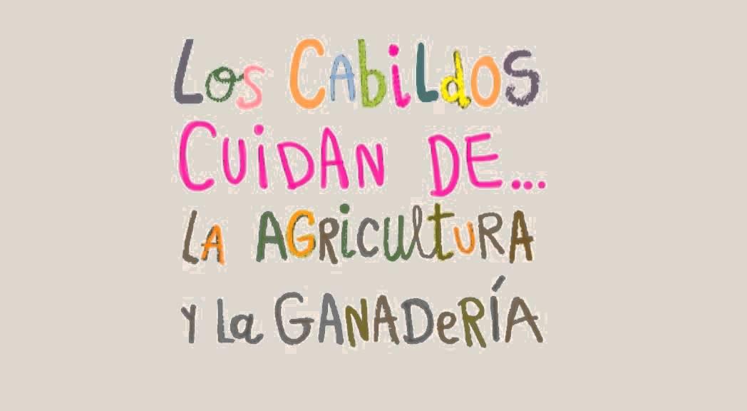 Los Cabildos - Argicultura y ganadería