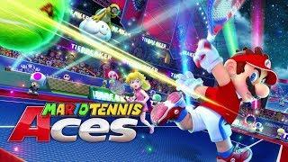 Mario Tennis Aces! #12