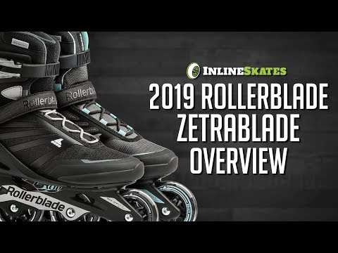 Video: 2019 Rollerblade Zetrablade Men