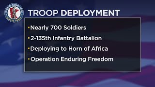 Hundreds Of MN National Guard Soldiers To Deploy Overseas