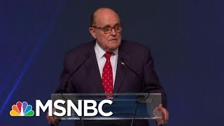 """Rudy Giuliani """"Should Be Worried"""" About SDNY Probe 