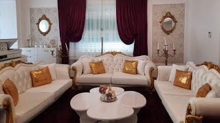 Luxurious Living Room Tour 2020💜💜💜💜/2020 Luxury Living Room Tour
