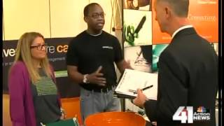 Hundreds Of Jobs Open At Olathe Job Fair