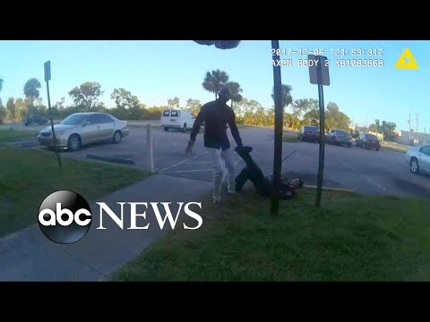 Sheriff's deputy fatally shoots suspect in Florida