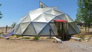 Joyful Journey Hot Springs Spa and Rejuvenation in a Growing Dome