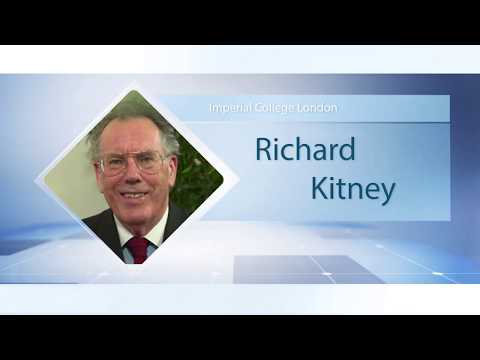 Webinar - Richard Kitney - Leadership issues involved in establishing a new RI