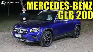 Avaliação: Mercedes-Benz GLB 200