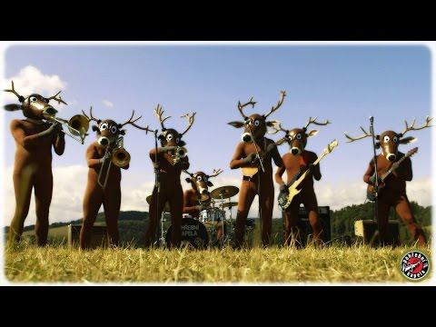 Pohřební Kapela - Pohrebni kapela JELENI (Oficiální videoklip)