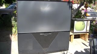 Mitsubishi Big Screen Recycle
