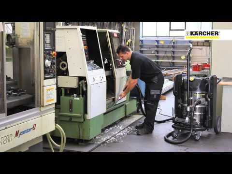 Kärcher aspiradores industriales IVC metal