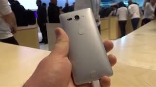 Anteprima Sony Xperia XZ2 Compact, nuovo Top di gamma compatto