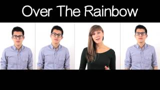 [Gene Puerling] - Over the Rainbow - Danny Fong Feat. Meg Contini + Transcripción