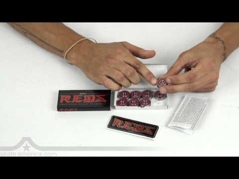 Bones Reds Skateboard Bearings Review