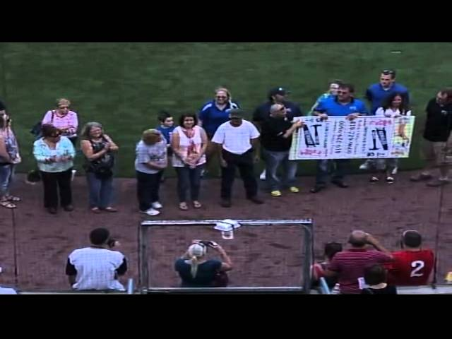 Arnold Home Improvement – Mud Hens Free Roof Contest Winner