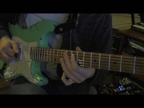 Lead Guitar Phrasing Examples