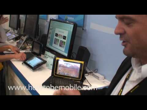 Hybrid Android/XP Tablet/Laptop Looks Nice, Has Me Confused