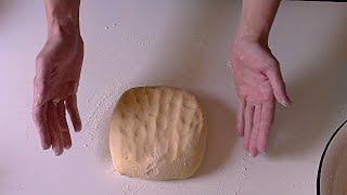 Универсальное песочное тесто (печенье, пирожное, пироги, торты) / Shortcrust pastry