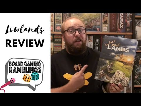 Board Gaming Ramblings: Lowlands Review