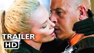 Fast And Furious 8  THE FATE OF THE FURIOUS Official Trailer 2017 Vin Diesel F8 Movie HD