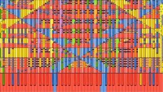 [BlackMIDI]Synthesia–Runninginthe90s|170,000notes~SirSpork