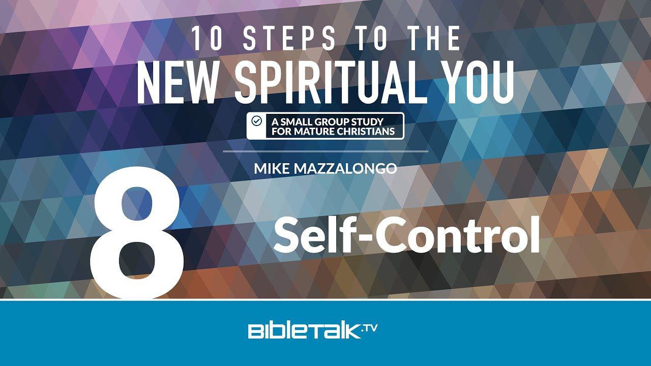 8. Self-Control