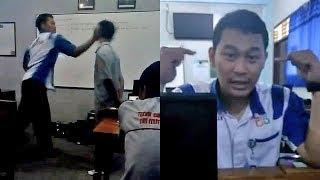 Klarifikasi Guru SMK yang Tampar Muridnya, Begini Ekspresi Para Korban saat Dimintai Maaf