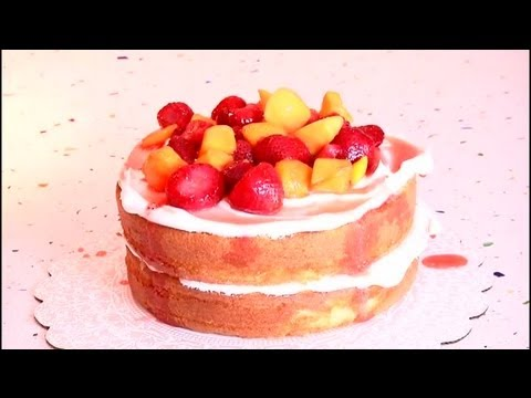 Video Yellow Cake Recipe Using Vegetable Oil : Dinners & Desserts