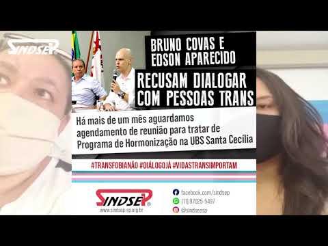 Governo Covas desliga servidoras públicas do Programa de Hormonização no Dia da Visibilidade Trans