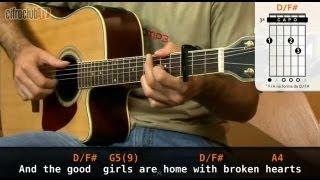 Free Fallin'   John Mayer (aula De Violão)