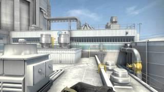 CS:GO 1v5 clutch new nuke