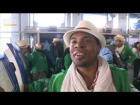Départ vers Rio pour les pèlerins des JMJ