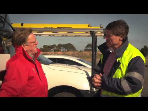 SA Power Networks safe driving video series - Stopping distance and tyres