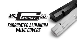 VIDEO: Mr. Gasket Releases Fabricated Aluminum Valve Covers