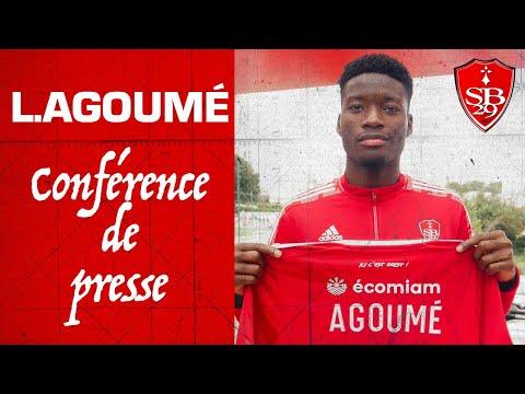 Lucien Agoumé :