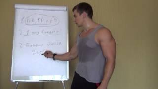 Смотреть онлайн Как нарастить мышцы мужчинам быстро