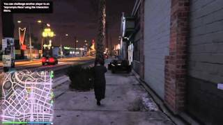 GTA5 Stealing From a Thief