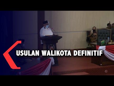 Usulan Wali Kota Medan Definitif